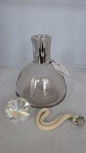 Afbeelding van brander glas rond grijs