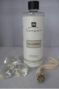 Afbeelding van Navul olie rose madeleine 500 ml